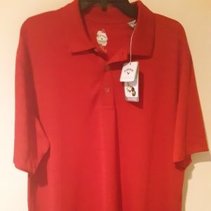 Callaway Red Polo
